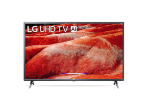 LG 108 cms (43 inches) 4K Ultra HD Smart LED TV 43UM7780PTA | with Built-in Alexa (2019 Model)