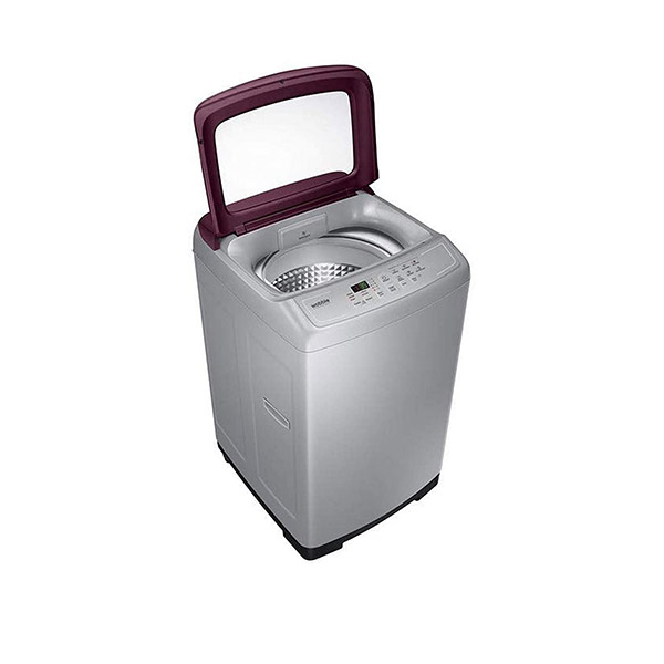 Samsung 6.2 kg Fully-Automatic Top Loading Washing Machine WA62M4300HP/TL, Imperial Silver