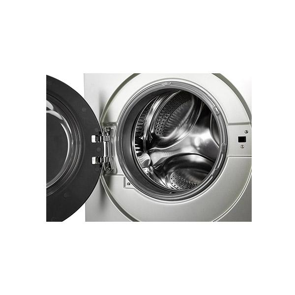 Haier 6.5 kg Fully-Automatic Front Loading Washing Machine HW65-B10636NZP, Titanium Grey