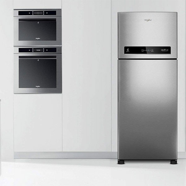 Whirlpool 265 L 4 Star Inverter Frost-Free Double Door Refrigerator IF INV CNV 278 ELT COOL ILLUSIA 4S Cool Illusia