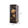 LG 190 L 4 Star Inverter Direct-Cool Single Door Refrigerator (GL-D201AHCY, Hazel Charm)