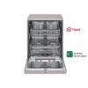 LG 14 Place Settings Dishwasher DFB424FP, Platinum Silver