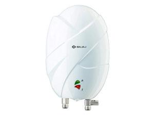 Bajaj Flora Instant 3 Litre Vertical Water Heater, White
