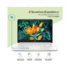 HP 14s cf3006tu 14-inch Laptop (Core i3-1005G1/4GB/1TB HDD/Windows 10 Home/Intel UHD Graphics), Natural Silver