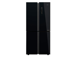 Haier 531 L Inverter Frost-Free Side-by-Side Refrigerator HRB-550KG, Black