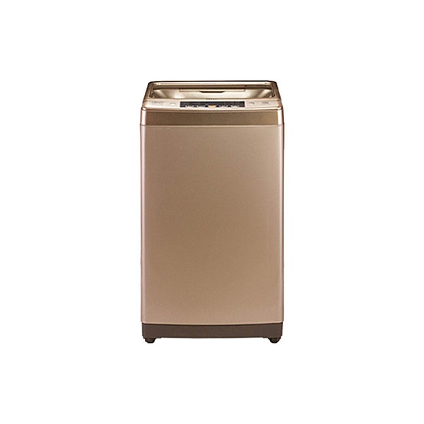 Haier 7.2 kg Fully-Automatic Top Load Washing Machine HSW72-789NZP,Champagne Gold