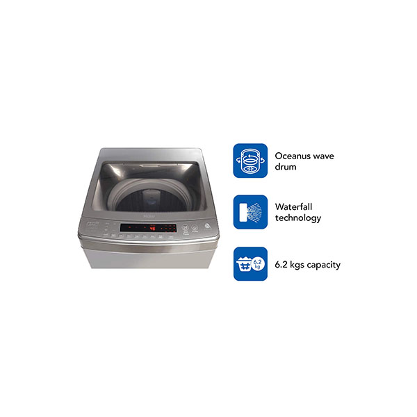 Haier 7kg Fully Automatic Top Load HWM70-698NZP