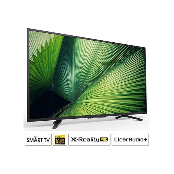 Sony Bravia 108 cm (43 inches) Full HD Smart LED TV 43W6600 (Black) (2020 Model)