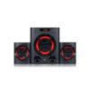 LG - LK72B Boom Blastic Multimedia Speakers Black