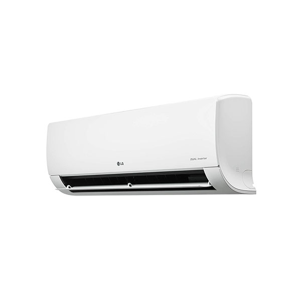 LG 1.0 TR 5 Star Copper, Convertible 4-in-1 Cooling Inverter Split AC White