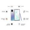 Samsung Note 10 Lite Aura Glow 8/128