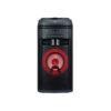 LG X-Boom OK55 Home Audio System Black
