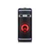 LG XBOOM OL100 with Meridian Sound 2000 Watts Black