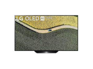 LG 139 cms 55 inches 4K Ultra HD Smart OLED TV OLED55B9PTA | with Built-in Alexa PCM Black 2019 Model