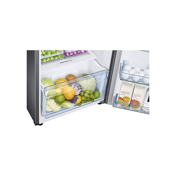 Samsung 253 L 2 Star Frost Free Double Door Inverter Refrigerator (RT28N3022S8, Elegant Inox)