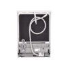 Siemens 12 Place Settings Dishwasher (SN256I01GI, Silver Inox)