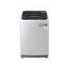 LG 8.0 Kg Inverter Fully-Automatic Top Loading Washing Machine T80SJFS1Z, Free Silver