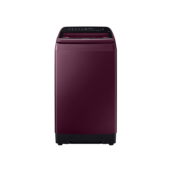 Samsung 7 kg Inverter Fully-Automatic Top Loading Washing Machine WA70N4260FF/TL, Plum
