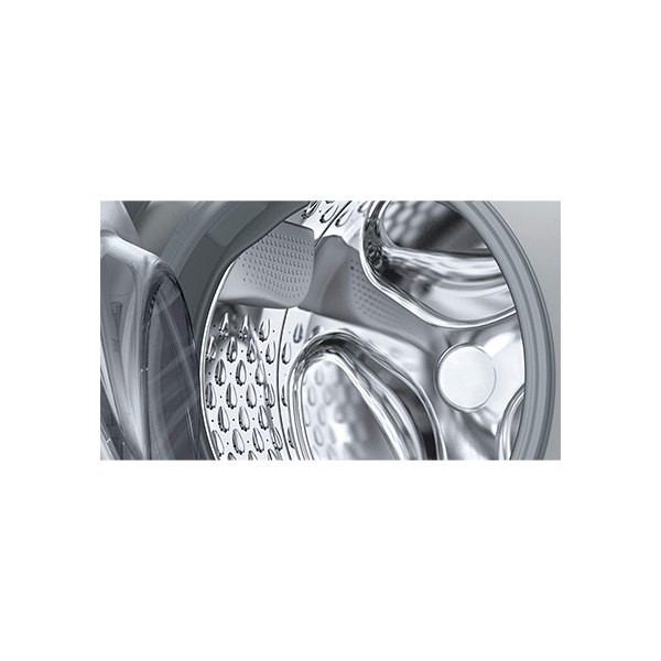 Bosch 6.2 kg Fully-Automatic Front Loading Washing Machine WLK24268IN, Silver