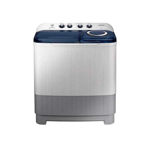 Samsung 7.0 Kg Inverter 5 star Fully-Automatic Top Loading Washing Machine (WT70M3200HB/TL, Light Grey, Air turbo drying)