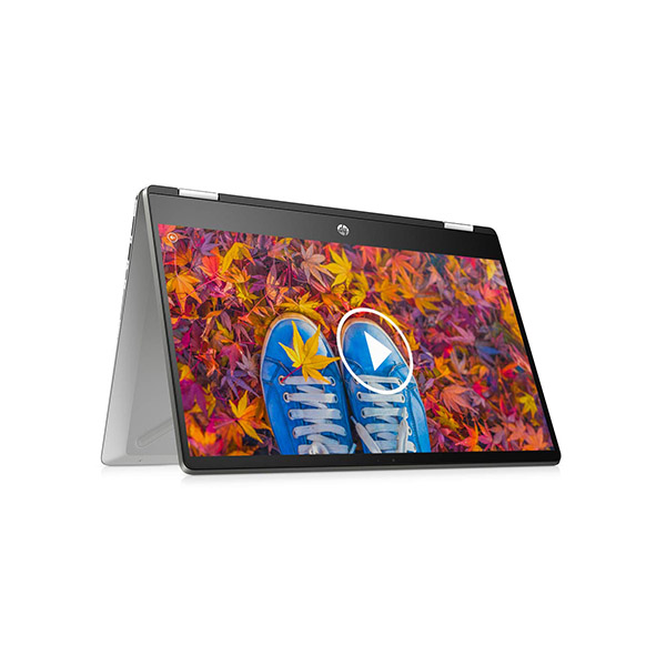 HP I5 10TH GEN/WIN10/8GB RAM/512GB SSD/INTEL UHD GRAPHICS/35.56CM/ MINERAL SILVER