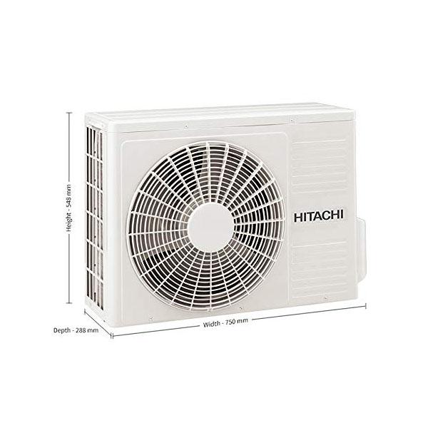 Hitachi 1 Ton 3 star ac 312HDEA-ID