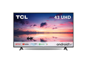 TCL 43INCH 4K Ultra HD Android Smart LED TV