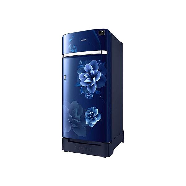 Samsung 198 L 3 Star Direct Cool Single Door Refrigerator Camellia Purple