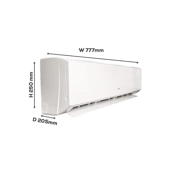 TCL IDU 1.0 T 3S INVERTER SPLIT AC COPPER