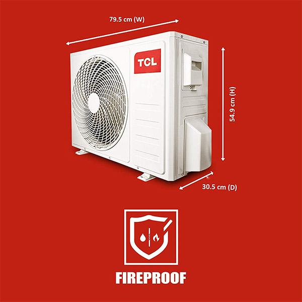 TCL IDU 1.5 T 3S ULTRA INVERTER SPLIT AC COPPER