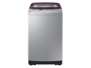 SAMSUNG W.M 7KG TOP LOADING IMPERIAL SILVER