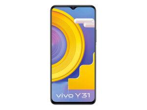 VIVO Y31 RACING BLACK 6/128 GB