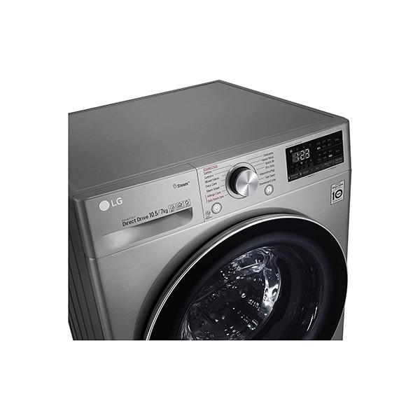 LG W.M - 10.5KG/7 KG W/D SilverLG W.M - 10.5KG/7 KG W/D Silver
