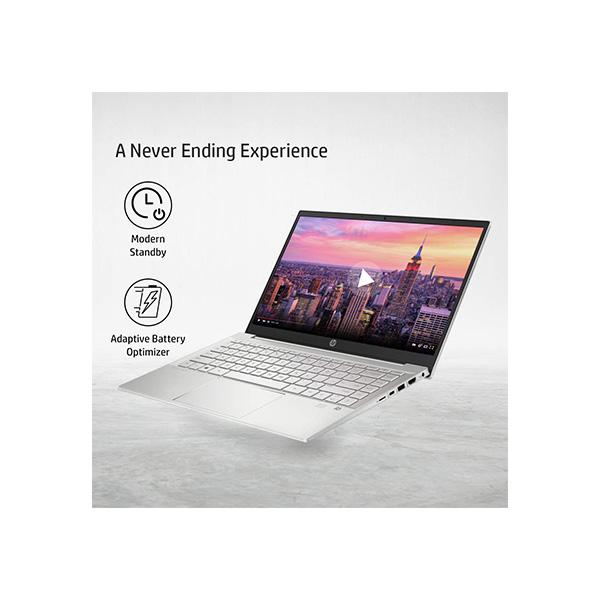 HP Pavilion Core i5 11th Gen -16GB/512GB SSD/Win 10/14 inch/Natural Silver