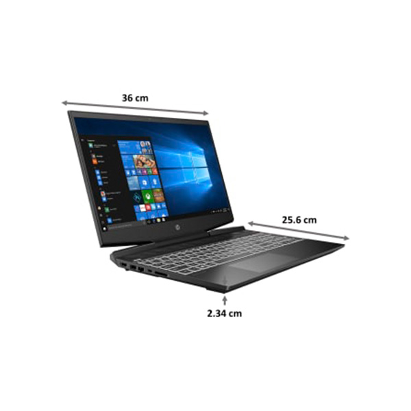 HP Pavilion 10th Gen i5 8GB/512GB SSD+32GB Intel Optane/Win 10/NVIDIA 1650Ti 4GB/15.6-inch FHD